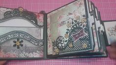 Beautiful mini album share, tales of you and me collection