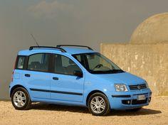 2004 : Fiat Panda