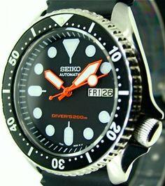 Custom Seiko SKX007