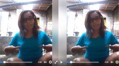 Gila! Perempuan Ini Berani Potong Payudaranya Jika Anies-Sandi Menang, Videonya Mendadak Viral