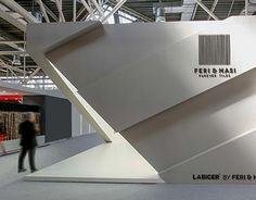 Feri & MasiStand Design: Paulo Lima - Feri & MasiStand Build: Xilos Temporary Architecture