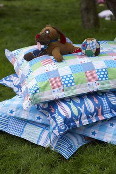 Kussens van @Sonja T Mantje-Lendinez! lifestyle | Cushions for the #kidsroom