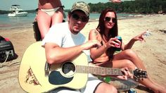 The Lacs - Being on a Sandbar and on the water on a Boat is Paradise