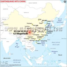 In the News: Search for survivors continues after China quake