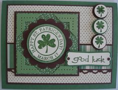 Lucky Shamrock & So Happy for You