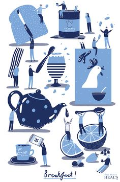 Rose Blake | Central Illustration Agency