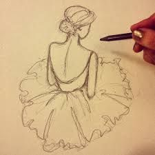 ballerina drawing - Google Search