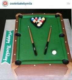 14 best pool table cake images pool table cake pool table pool cake rh pinterest com