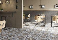 Natura cava marmo mosaico antracite pavimento piastrelle specchio