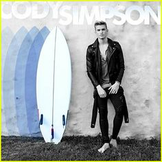 Cody simpson - surfboard . Im not a bif fan of him but lately his songs have been good!
