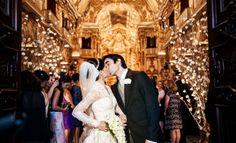 Inesquecível Casamento | Casamento | Wedding | Cerimônia de Casamento | Wedding Ceremony | Bride | Groom | I do | Just Married | Recém Casados | Kiss | Beijo | True Love