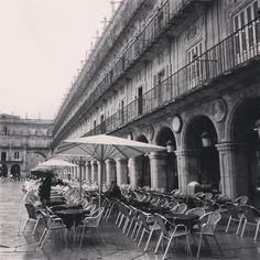 Café en Salamanca