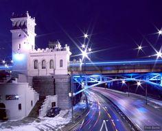 Most Poniatowskiego,Moje dziecinstwo