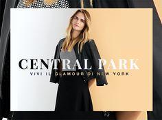 La collezione Central Park vi farà rivivere il glamour e la frenesia di New York: abiti casual&chic per il tempo libero, classico e contemporaneo per l'ufficio. #Oltre #OltreCollection #Fashion #CentralPark #OltreCentralPark
