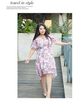 Cute plus size fashion mostly from China and Japan.
