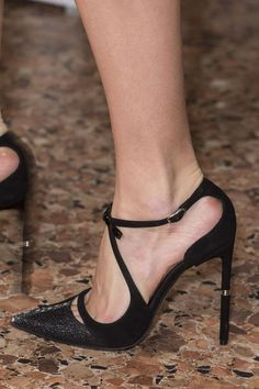 Love the shoe; heel a little too high, but I can do them for special day. Emilio Pucci Autumn (Fall) / Winter 2013