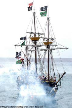 Pirates Week Festival (CAYMAN ISLANDS)