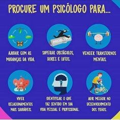 PROCURE UM PSICÓLOGO PARA... Instagram, Counseling Psychology, Interpersonal Relationship, Nighty Night, Sentences