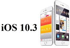 Telepíthető az iOS 10.3!