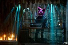 "GRIMM -- ""Danse Macabre"" Episode 106 -- Pictured: Nick Thurston as Roddy/DJ Retchid Kat"