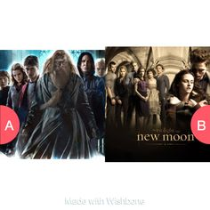 What's better, Harry Potter or Twilight Click here to vote @ http://wishbone.io/whats-better-harry-potter-or-twilight-34926127.html?utm_source=app&utm_campign=share&utm_medium=referral
