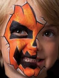 face painting for halloween - Google Search
