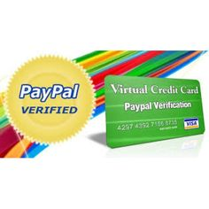 Instant Paypal Vcc