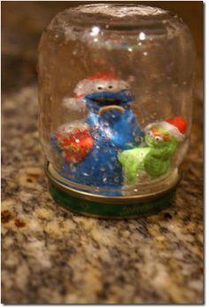 Hip2Save This Holiday: Homemade Snow Globes – Hip2Save