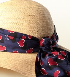 Gucci Kids' SS 2014 Collection: Straw Hat With Silk Ribbon