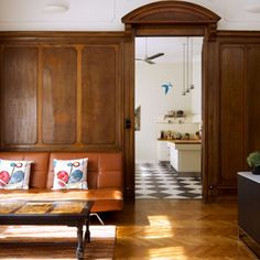 Új ház régi ruhában / Otthon magazin Armoire, Modern, Furniture, Home Decor, Clothes Stand, Trendy Tree, Decoration Home, Closet, Room Decor
