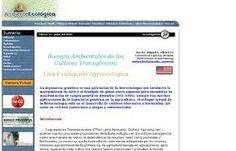 AmbienteEcológico es un portal en español dedicado a la investigación, desarrollo y divulgación  de temas ambientales, calidad de vida, ciencia y tecnología. Portal, Environmental Science, News, Life