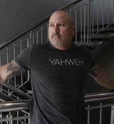 Yahweh T-Shirt Christian Apparel, Christian Tees, Christian Clothing, Latest Trends, Africa, Tee Shirts, Mens Tops, Shopping, Clothes