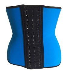 Latex Waist Cincher Waist Trainer Women Slimming Body Shaper Waist Train Corsets Gaine Amincissante Shapewear Fajas