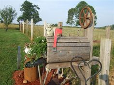 DIY Craft Projects for the Yard and Garden - Trash to Treasure