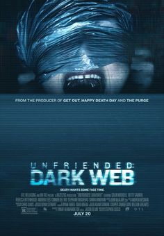 Unfriended: Dark Web Movie Poster ( of 2018 Movies, Hd Movies, Movies To Watch, Movies Online, Tv Watch, Cinema Movies, Scary Movies, Streaming Hd, Streaming Movies