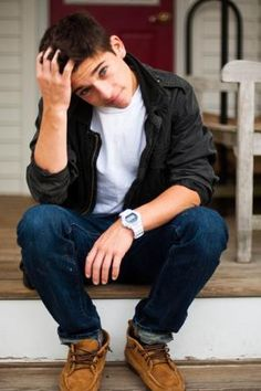 Sean O'Donnell. Absolutely love his style.