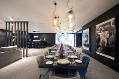 BMW LOFT7   Brandstore Brussels #BMW #DARK #lighting #design #interiordesign #darlings #architecturallighting #concept