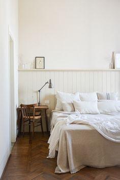 wanddeko für schlafzimmer bring harmonie ins leben -raumgestaltung ... - Raumgestaltung Farbe Beige Anthrazit Braun
