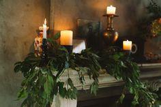Midwinter Night's Dream Winter Wedding