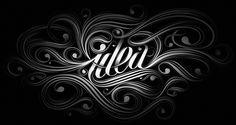Tipografias Criativas por Jordan Metcalf   Criatives   Blog Design, Inspirações, Tutoriais, Web Design