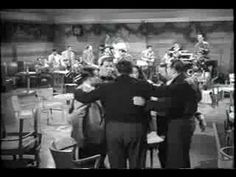 Chattanooga Choo Choo - Glenn Miller & The Nicholas Brothers- I grew up listening to big bands. Glenn Miller has always been one of my favorites.