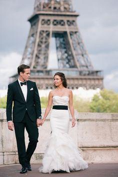 Destination Weddings: Paris, France
