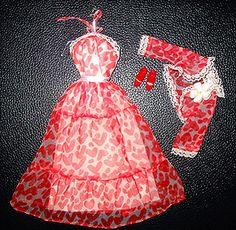 Outfit Barbie 77 79 Barbie And Ken, Barbie Dolls, Barbie Stuff, Fashion Tv, Fashion Dolls, Womens Fashion, Vintage Barbie Clothes, Doll Clothes, Twiggy