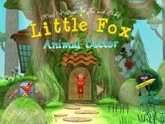 Little Fox Animal Doctor Review:  http://sweetkidsapps.com/little-fox-animal-doctor-review/