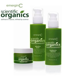 some of my favorite products right now. scientific organics