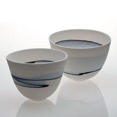 Take pottery class Glazes For Pottery, Pottery Bowls, Ceramic Pottery, Pottery Art, Ceramic Clay, Porcelain Ceramics, Ceramic Bowls, Modern Ceramics, Contemporary Ceramics