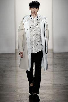 Patrik Ervell - Spring 2015 Menswear - Look 2 of 24