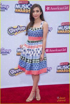 Rowan Blanchard at the Radio Disney Music Awards 2015