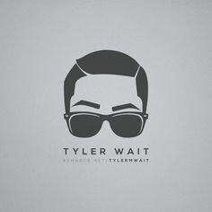 Personal Identity by Tyler Wait, via Behance