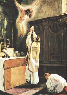 the most holy sacrifice of the mass | when we attend Mass, we join Christ at Calvary